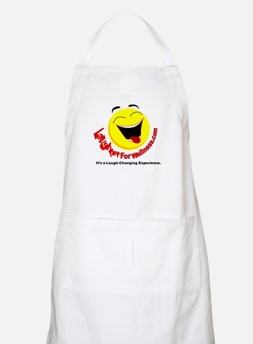 Laughter for Wellness Apron
