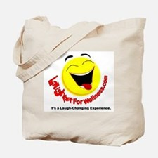 Laughter for Wellness Tote Bag