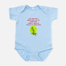 genetic engineer Infant Bodysuit