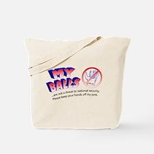My Balls Tote Bag