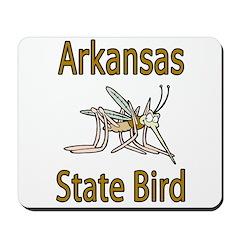Arkansas State Bird Mousepad