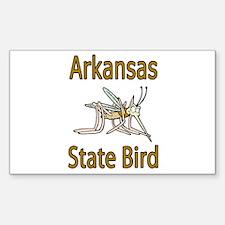 Arkansas State Bird Decal