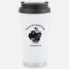 Doctors for Global Health Travel Mug
