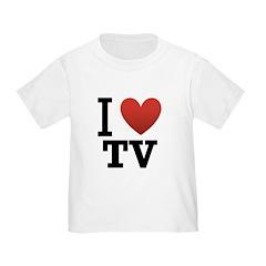 I Love TV T