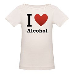 I Love Alcohol Tee