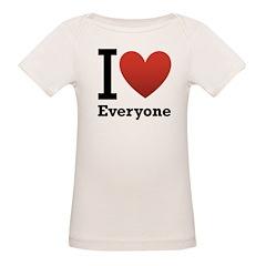 I Love Everyone Tee