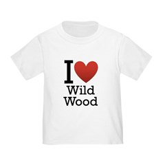 Wildwood Toddler T-Shirt
