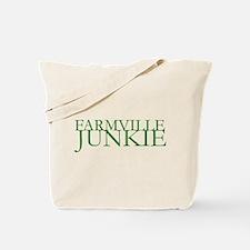 Farmville Junkie Tote Bag