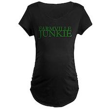 Farmville Junkie T-Shirt