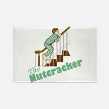 The Real Nutcracker Rectangle Magnet