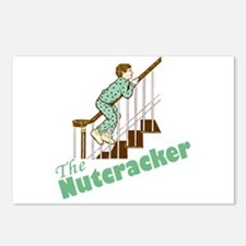 The Real Nutcracker Postcards (Package of 8)