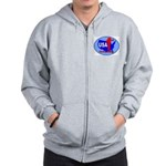 USA First In Everything Zip Hoodie