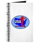 USA First In Everything Journal