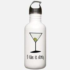 dirty martini Water Bottle