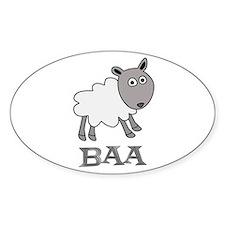 Sheep Decal