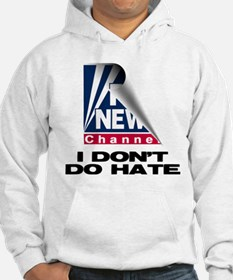 No Hate For Me Hoodie