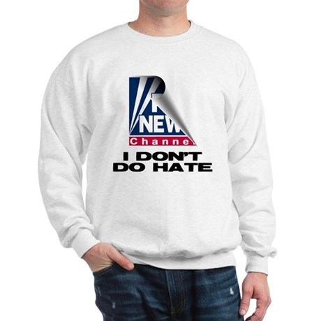 No Hate For Me Sweatshirt