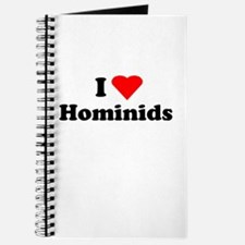 I heart Hominids Journal