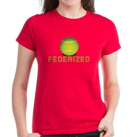 CRAZYFISH federized Women's Dark T-Shirt