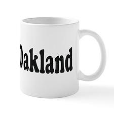 I Hella (Heart) Oakland Mug