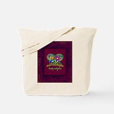 Beautiful Daughter Tote Bag