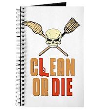 Clean Or Die Journal