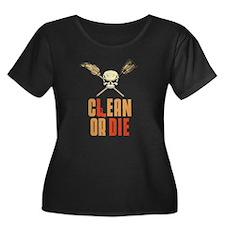 Clean Or Die T