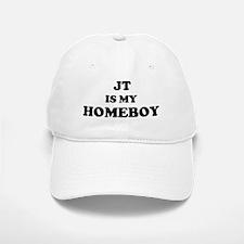 Jt Is My Homeboy Baseball Baseball Cap