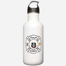 Future Firefighter Dalmatian Water Bottle