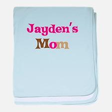 Jayden's Mom baby blanket
