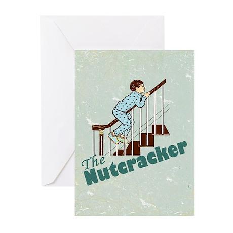 Nutcracker Christmas Greeting Cards (Pk of 20)