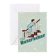 Nutcracker Christmas Greeting Cards (Pk of 10)