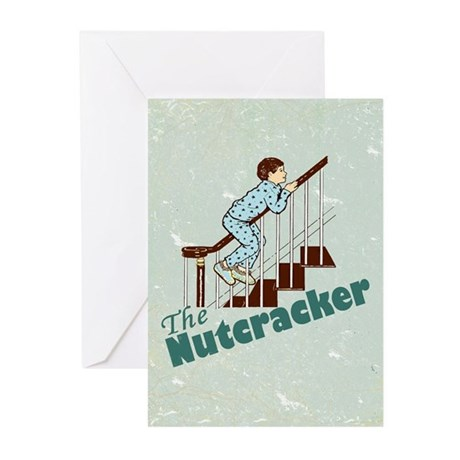 Nutcracker Christmas Greeting Cards (Pk of 10)