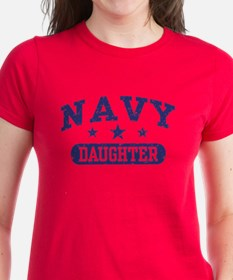 Navy Daughter Tee
