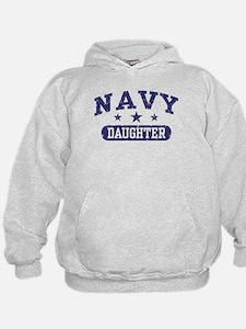 Navy Daughter Hoodie