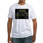The Score Fitted T-Shirt
