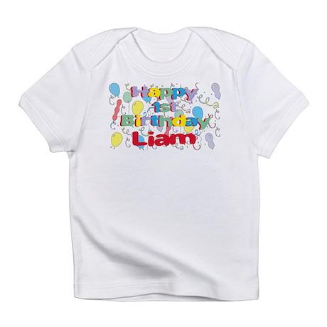 Happy Birthday Liam Infant T-Shirt