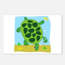 No Such Thing as a Bad Turtle! Postcards (Package