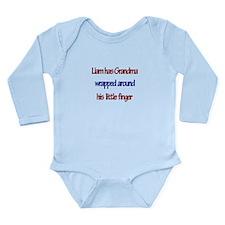 Liam - Grandma Wrapped Around Long Sleeve Infant B