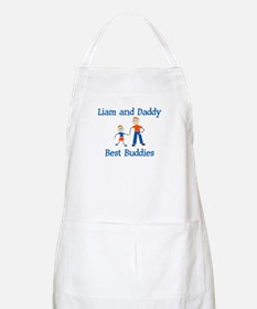 Liam & Daddy - Best Buddies Apron