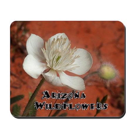 Arizona Wildflowers Mousepad