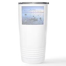 Cute Teresa Travel Mug