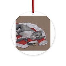 Unique Jasmin Ornament (Round)