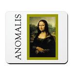 Mona Lisa Anagram Mousepad