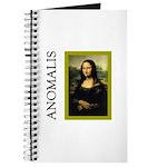 Mona Lisa Anagram Journal