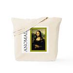 Mona Lisa Anagram Tote Bag
