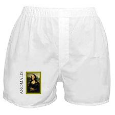 Mona Lisa Anagram Boxer Shorts