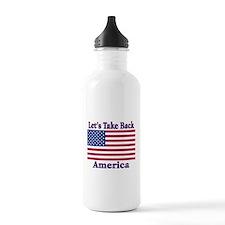 Take Back America Water Bottle
