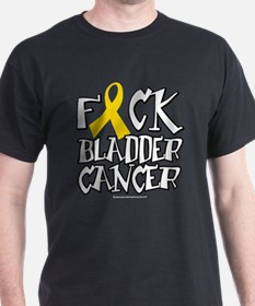 Fuck Bladder Cancer T-Shirt