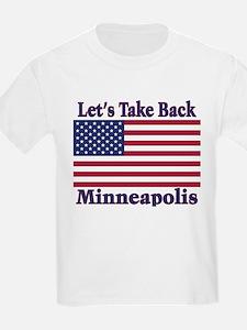 Take Back Minneapolis T-Shirt